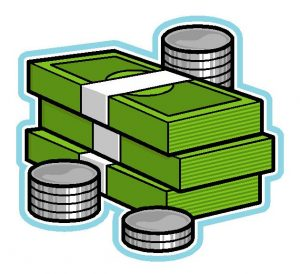 Money symbol-Small business Covid-19 Resources